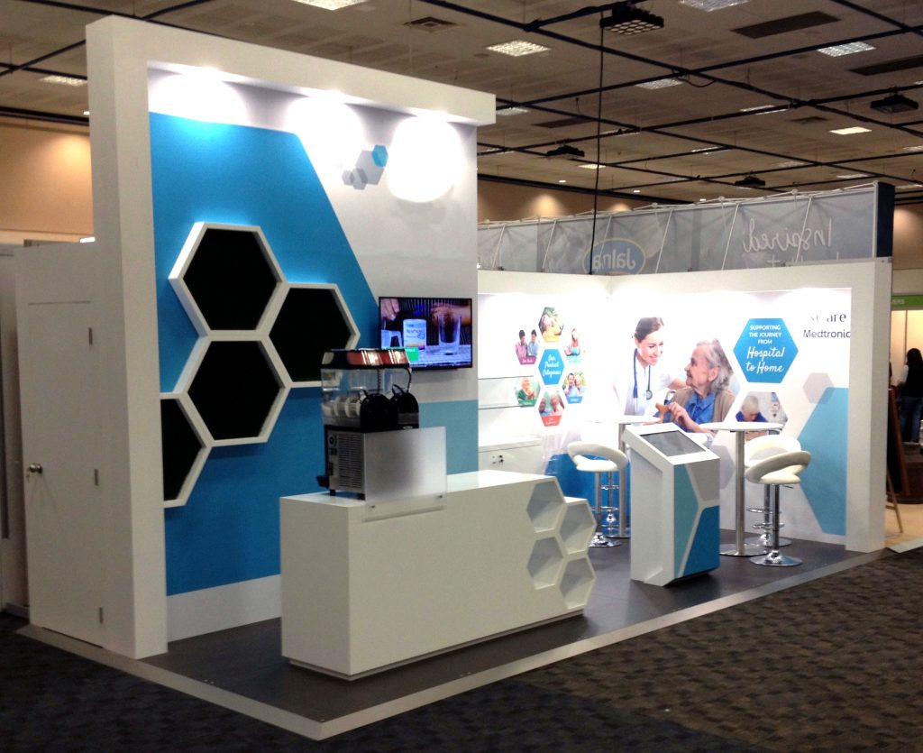 Expo Stands Interior Office 2016 : Exonic display builders